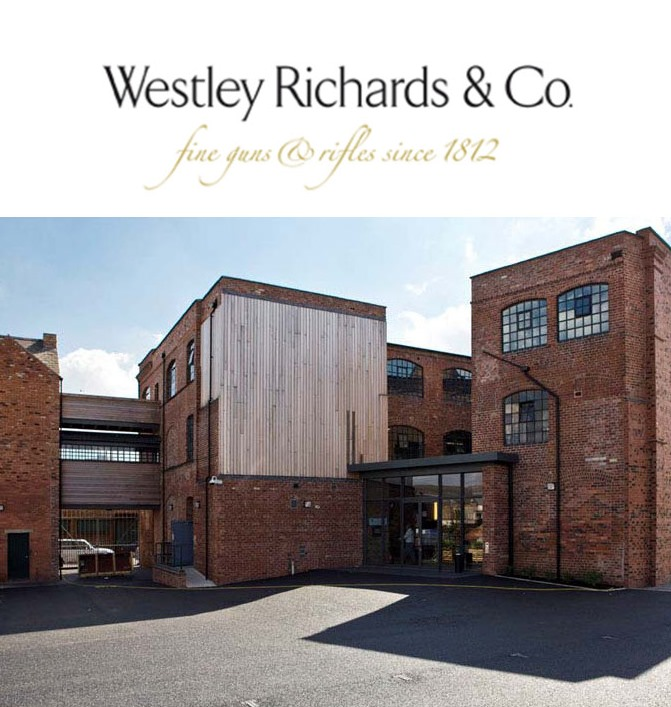 NEW BUILD AND REFURBISHMENT, WESTLEY RICHARDS, GUN QUARTER, BIRMINGHAM UK