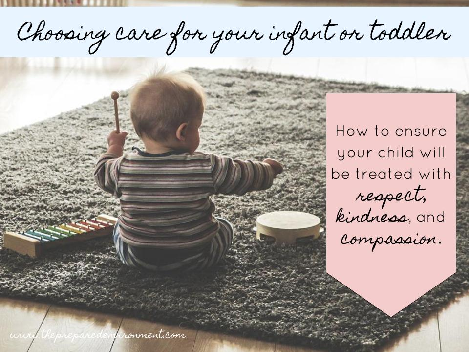 How to ensure your child will be treated with respect, kindness, and compassion.