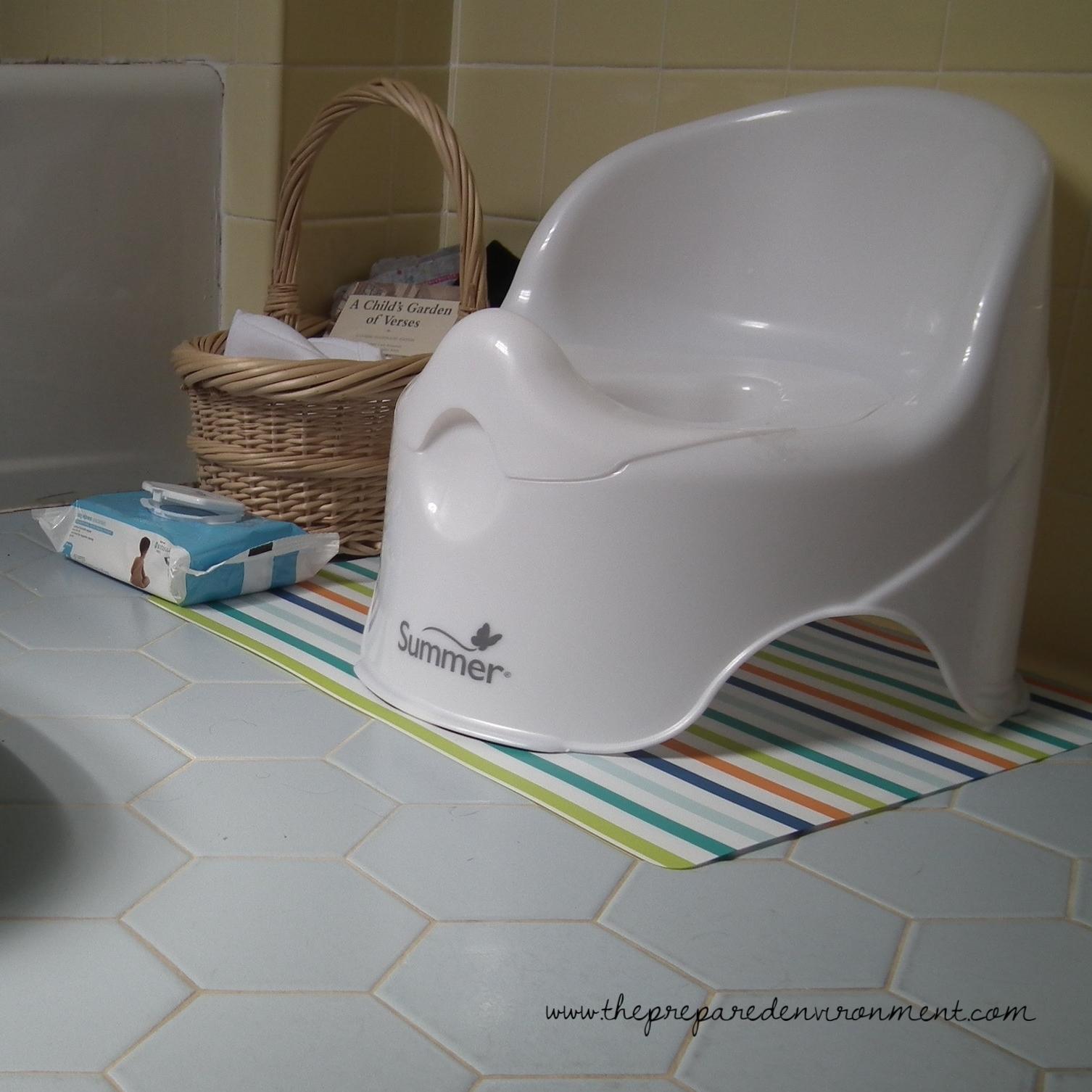 Toileting design