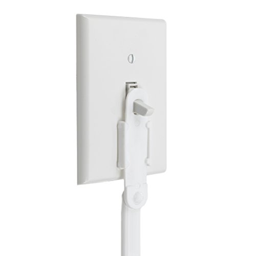 Light switch extender