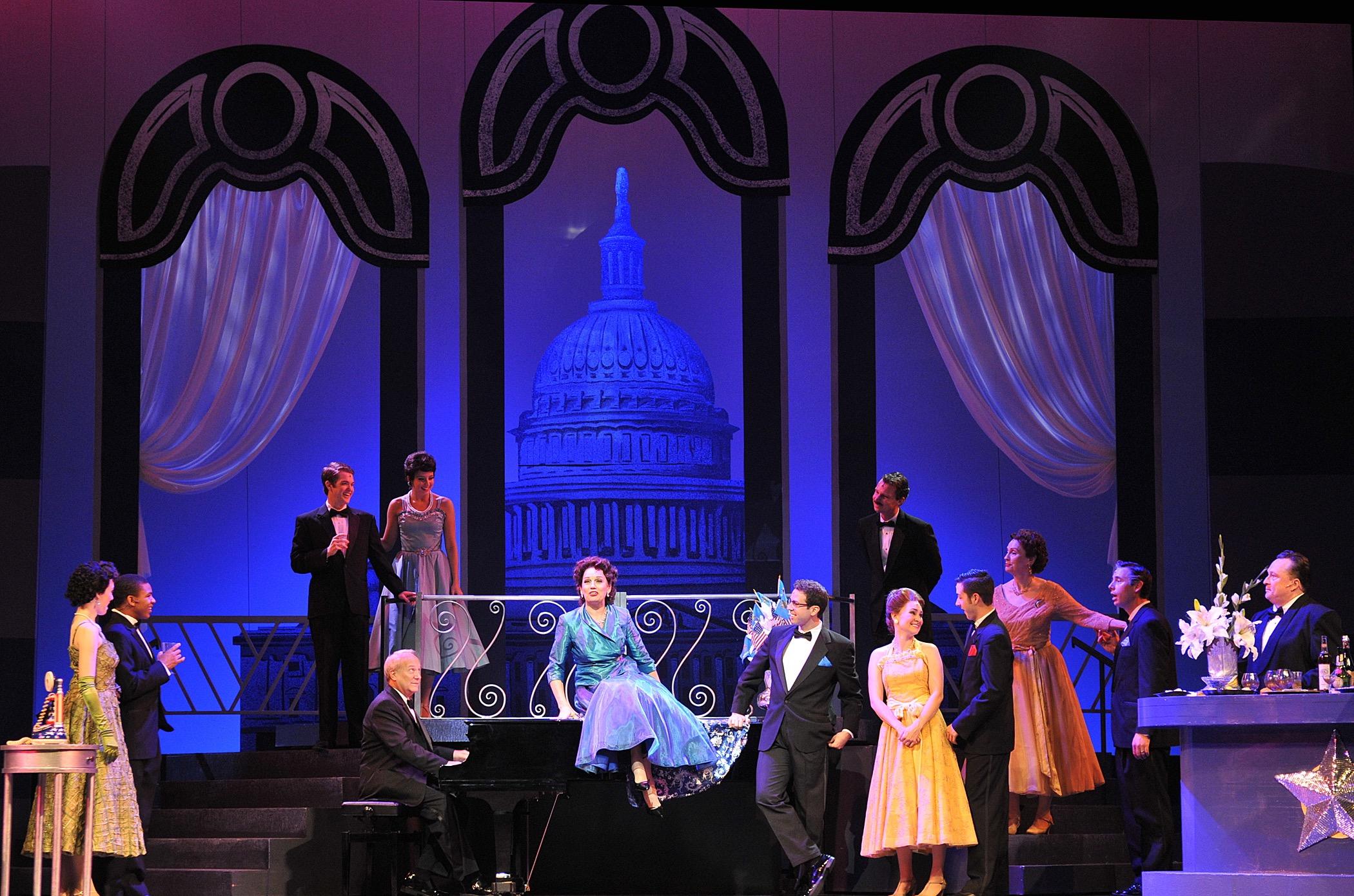 Call Me Madam, starring Beth Leavel, Lyric Theatre of Oklahoma