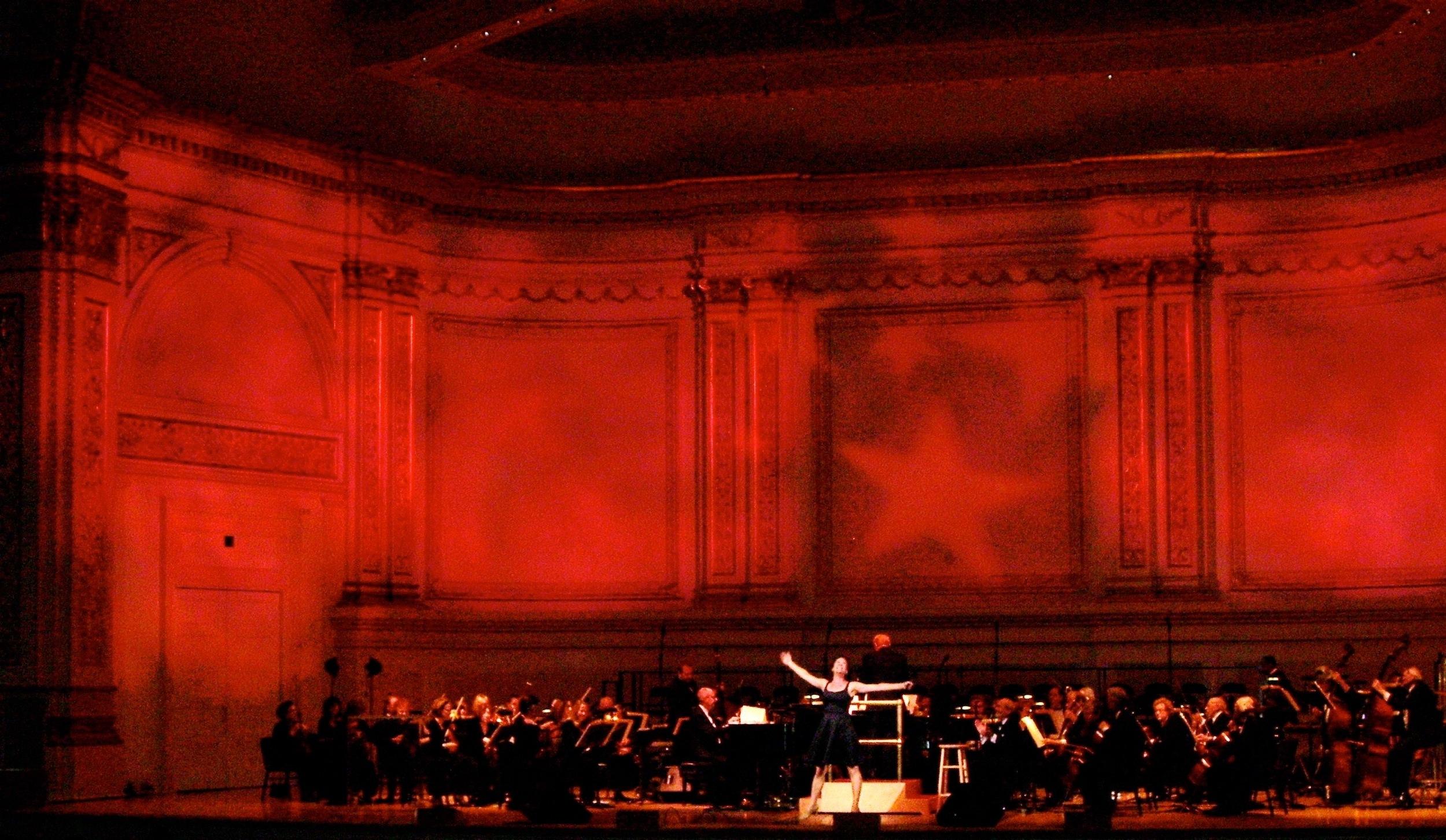 *2008, DAR & Karen Ziemba, w: NY Pops, Carnegie Hall.jpg