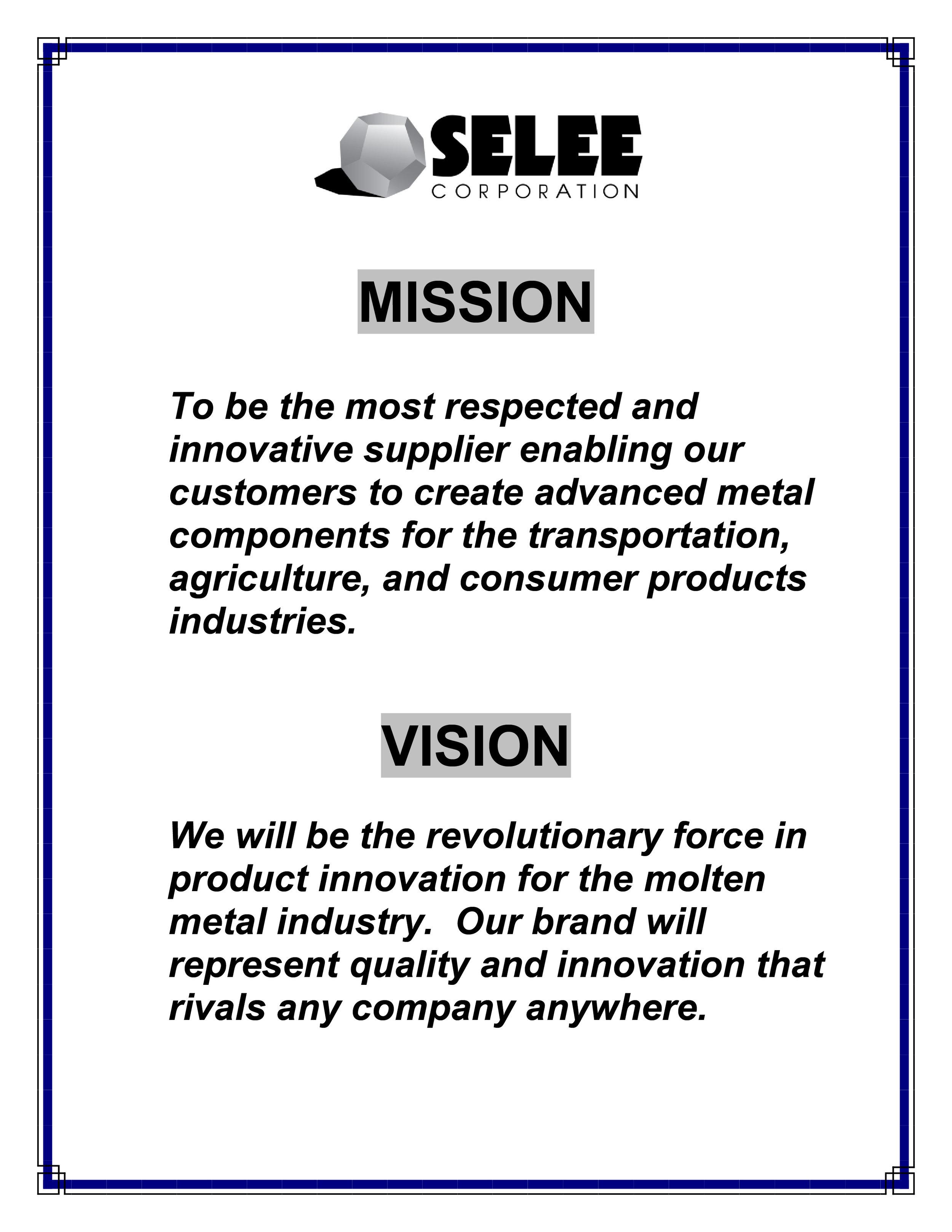 Mission/Vision PDF Format