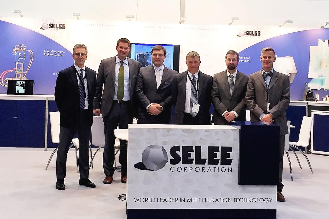 SELEE Booth,   Aluminium 2016 , Dusseldorf Germany