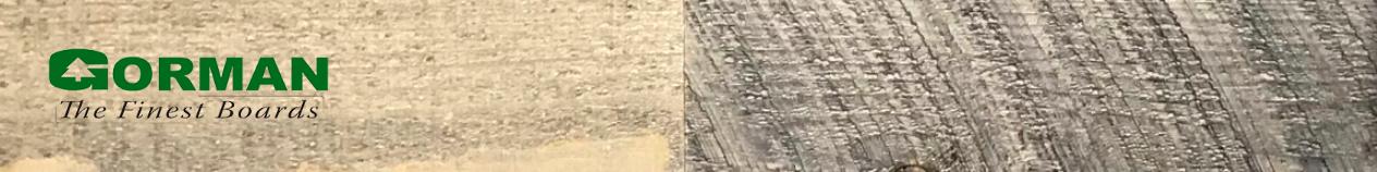 Gorman Double Sided Texture