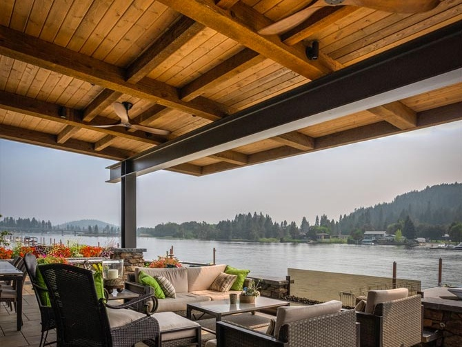 XCELERATED Wood Products | Residential & Commercial - SIDING, TRIM, ACCENT WALLS, CEILINGS & DOORS