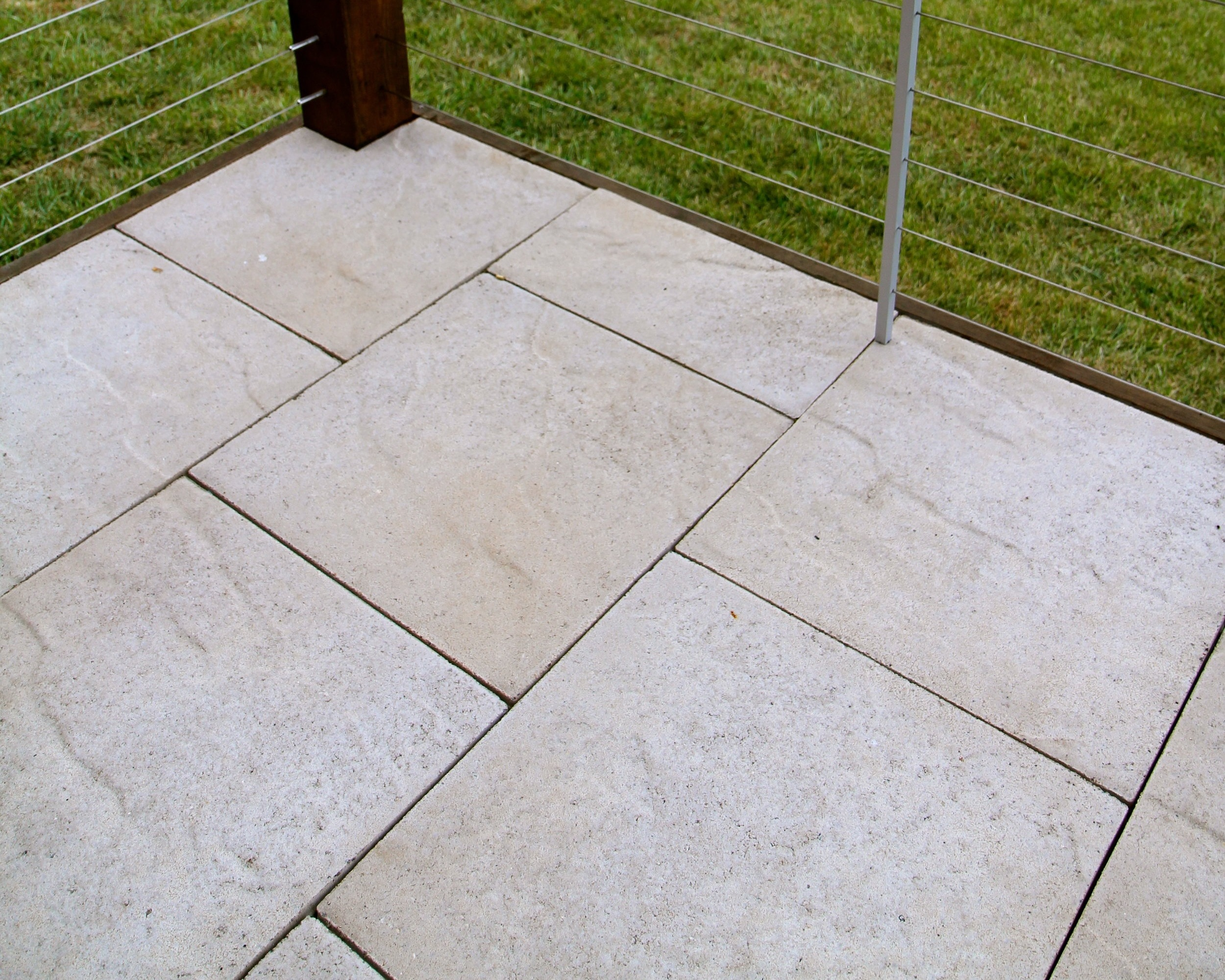 Concrete Decking - RockFace Concrete Decking