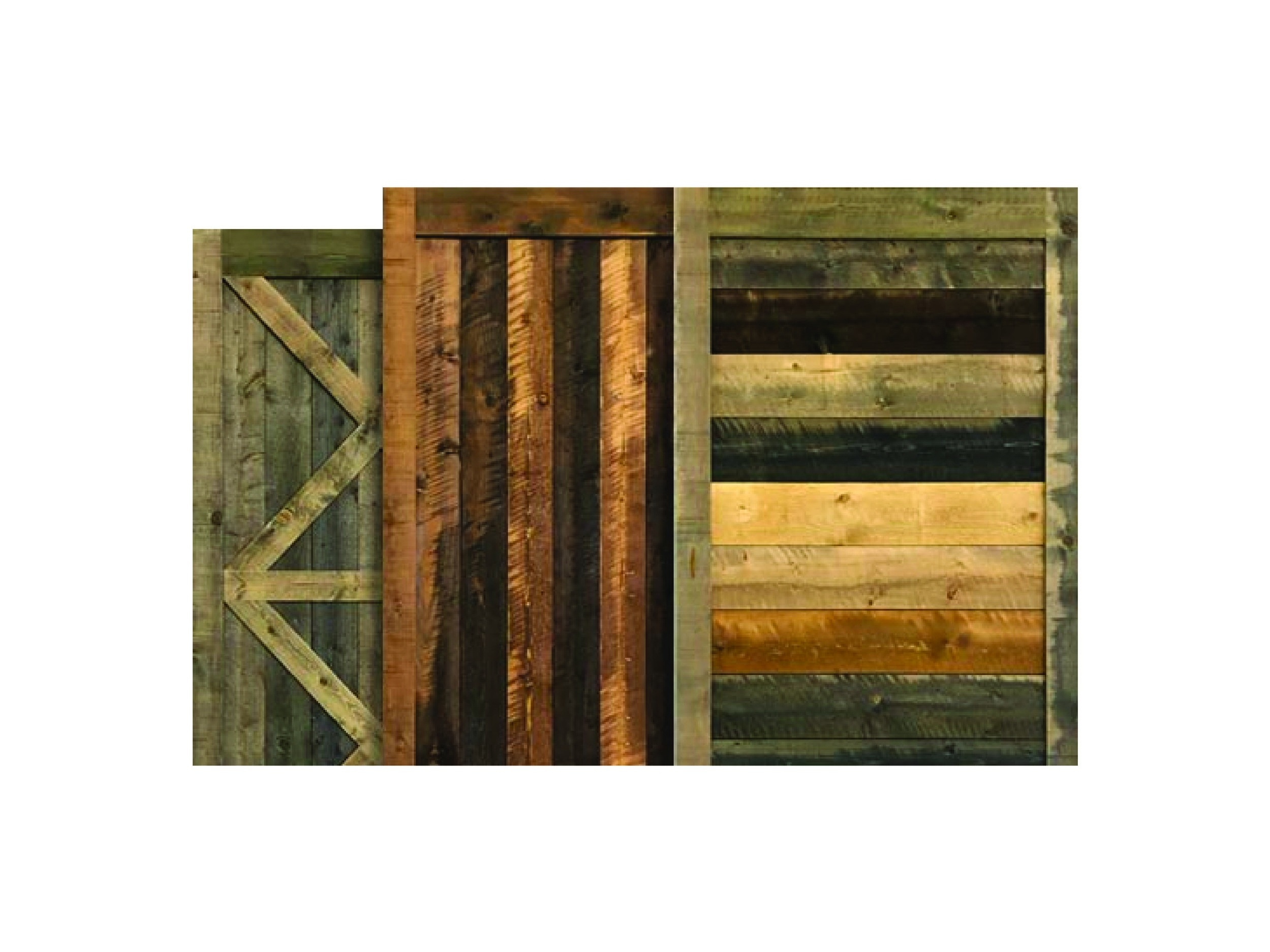 Barn Door in a box - YOUR HOME'S FASHION STATEMENT