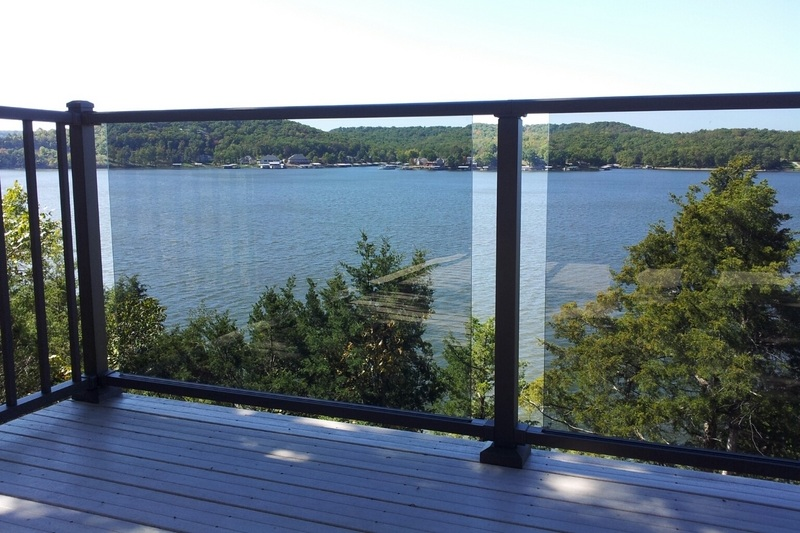 Glass Railing - Veranda, RailEasy Glass