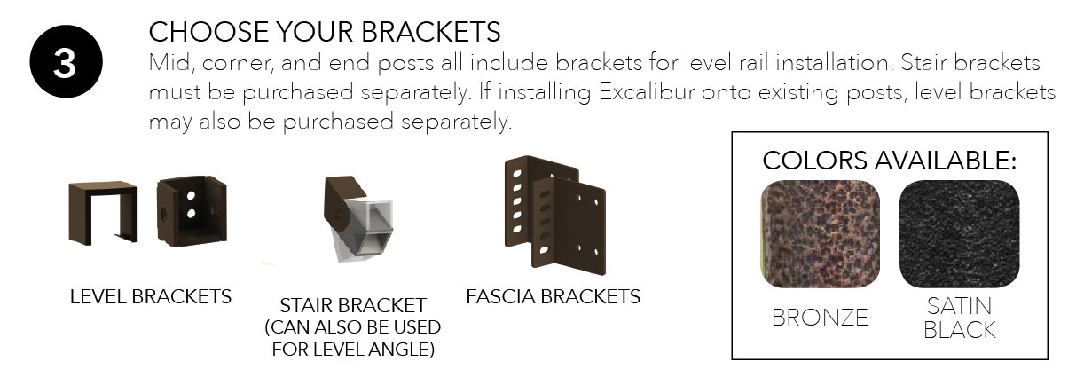 Metal Works brackets