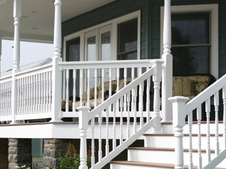 CROSSOVER PRODUCT™ - Post Sleeves and Wraps, Structural Posts, Porch Posts, Lighted Accessories, Gates, Post Caps and Trim Rings