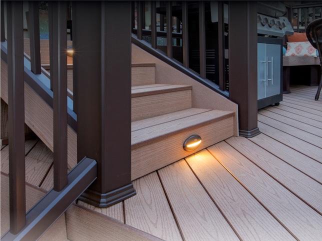 Tiger Claw® - Hidden Deck Fasteners