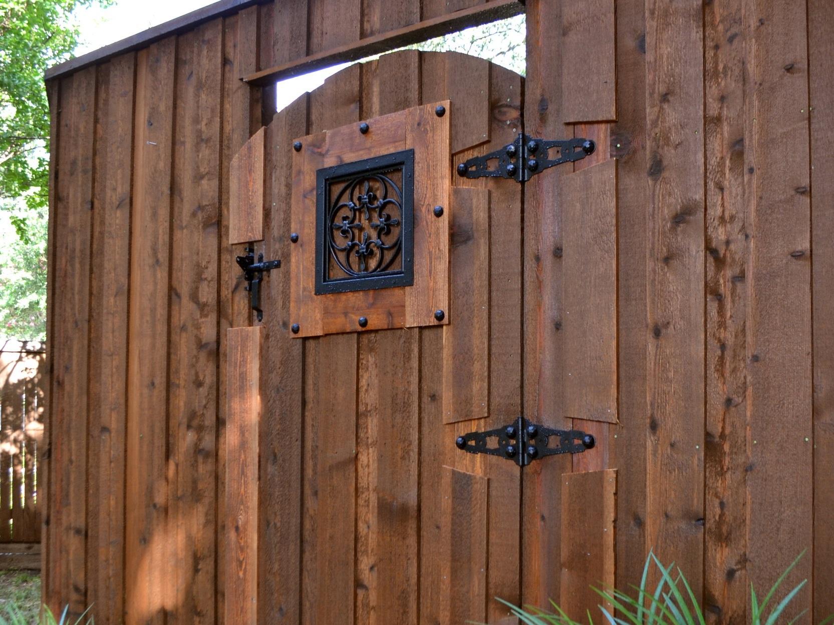 Gate Hardware -
