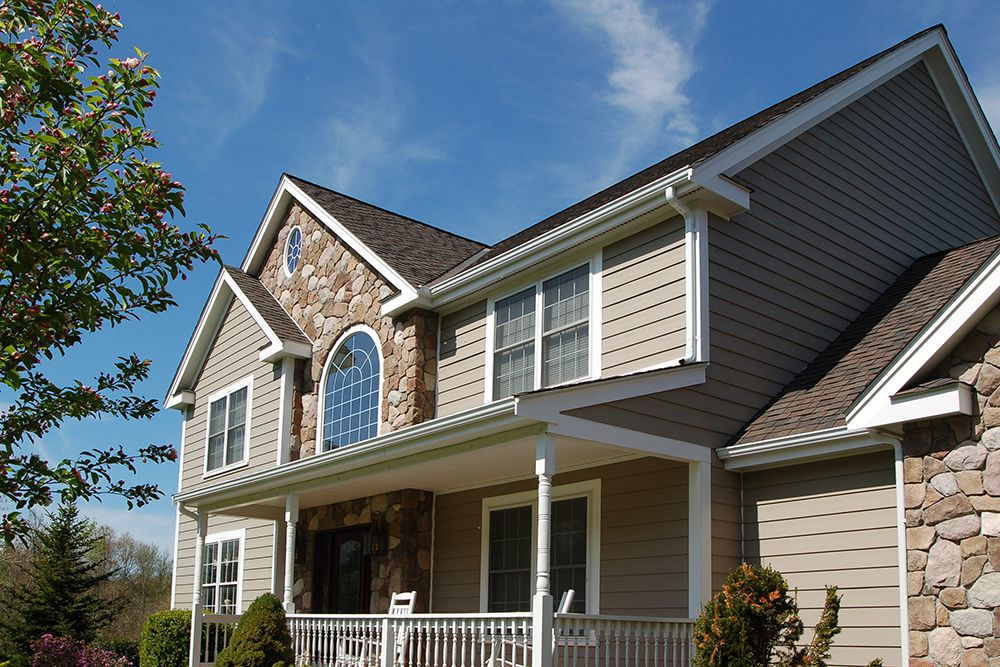 Everlast Composite Siding