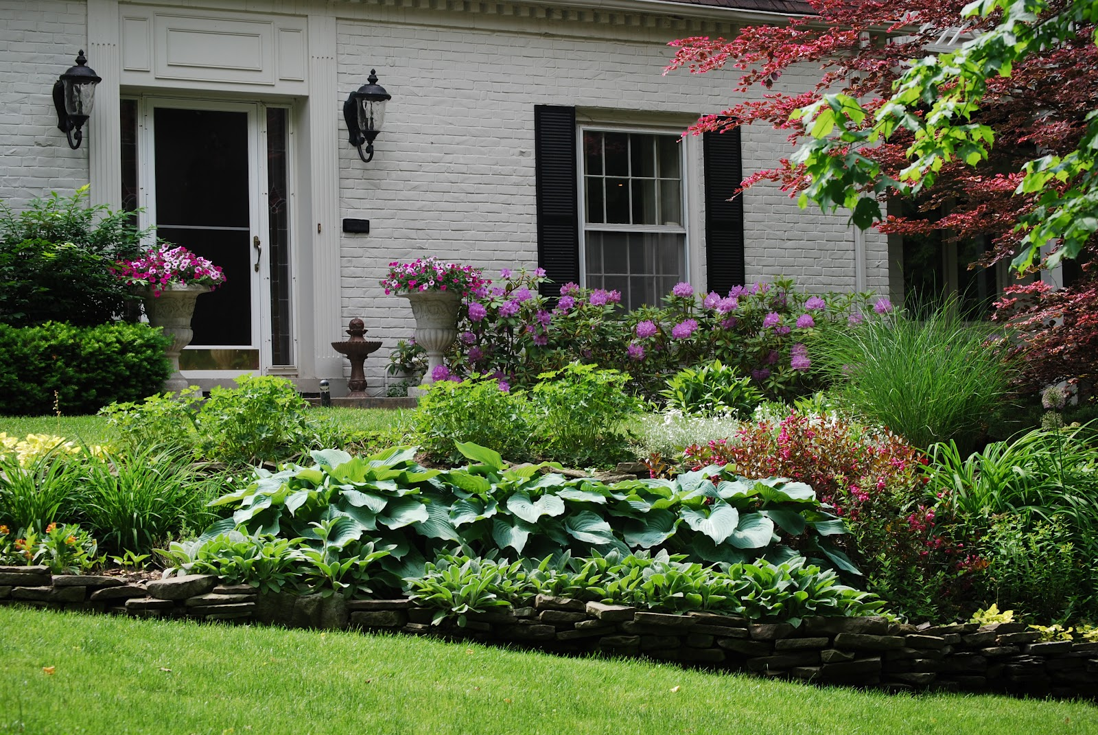 Every Landscape Starts With A Good Foundation Bob S Market And