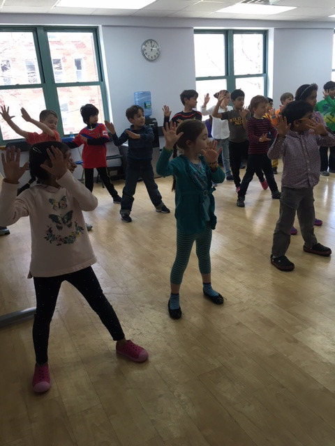 Sneak Peak!   The Lion King  all day, everyday!  The Lower Elementary West students are working hard during their rehearsals for  The Lion King,  practicing songs, learning choreography and working together to produce the musical.