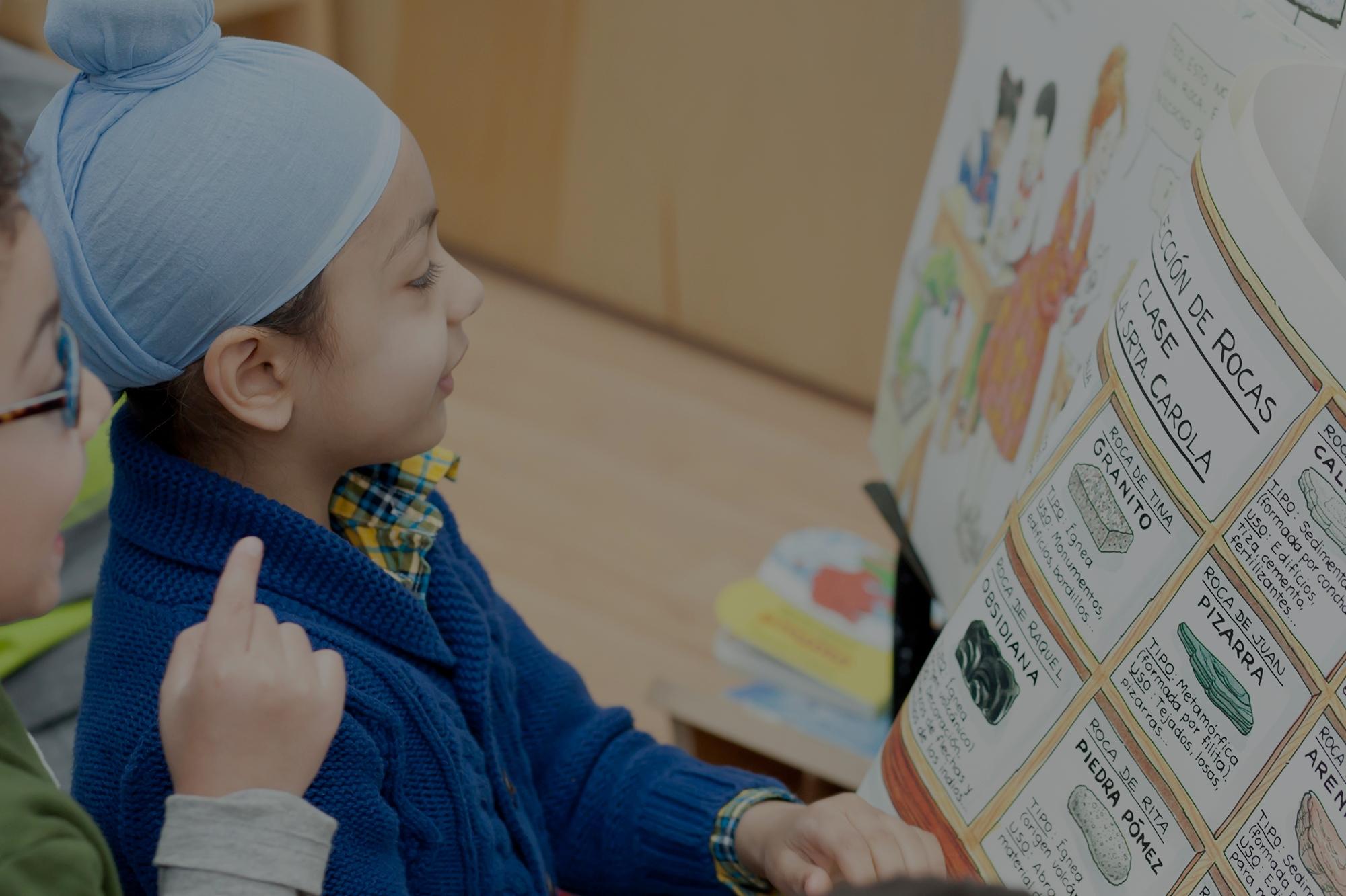 KINDERGARTEN PROGRAM   Encompasses children ages 5-6 years old.   Academics