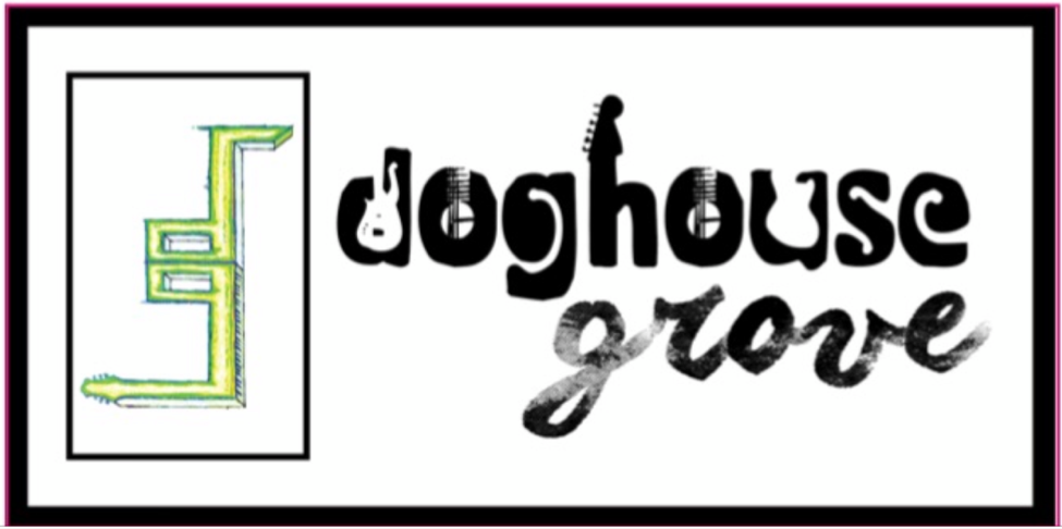 "Doghouse Grove - Doghouse Grove is an eclectic, acoustic blues-folk-rock fusion band created in the Broadripple Village of Indianapolis in 2012. The band recorded their first album ""The Good Stuff"" in 2018, and had a vinyl release day at Luna records with great fan fare reception. The album can be found on iTunes, Spotify, and YouTube. Doghouse Grove's musical influences include Clapton, Hendrix, Steve Winwood, Mark Knopfler, and Miles Davis. The band is working on songs for their sophomore album. Recently bandmate Wm Burns had a recording session at historical Sun Studios in Memphis where he recorded 2 songs for the next album using Carl Perkin's 1940 Silvertone electric for song. The new album ""The Legends"" set to release early 2020."