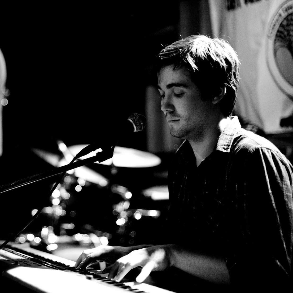 Jake Towe - Jake Towe started playing music at five years old. He played piano, joined concert band, learned guitar and eventually studied music in college. His show is based on customer requests with genres ranging from jazz to hip hop to rock and country. Jake writes music as well and will throw a few original tunes throughout his performance.You can find his music on Spotify and band camp.