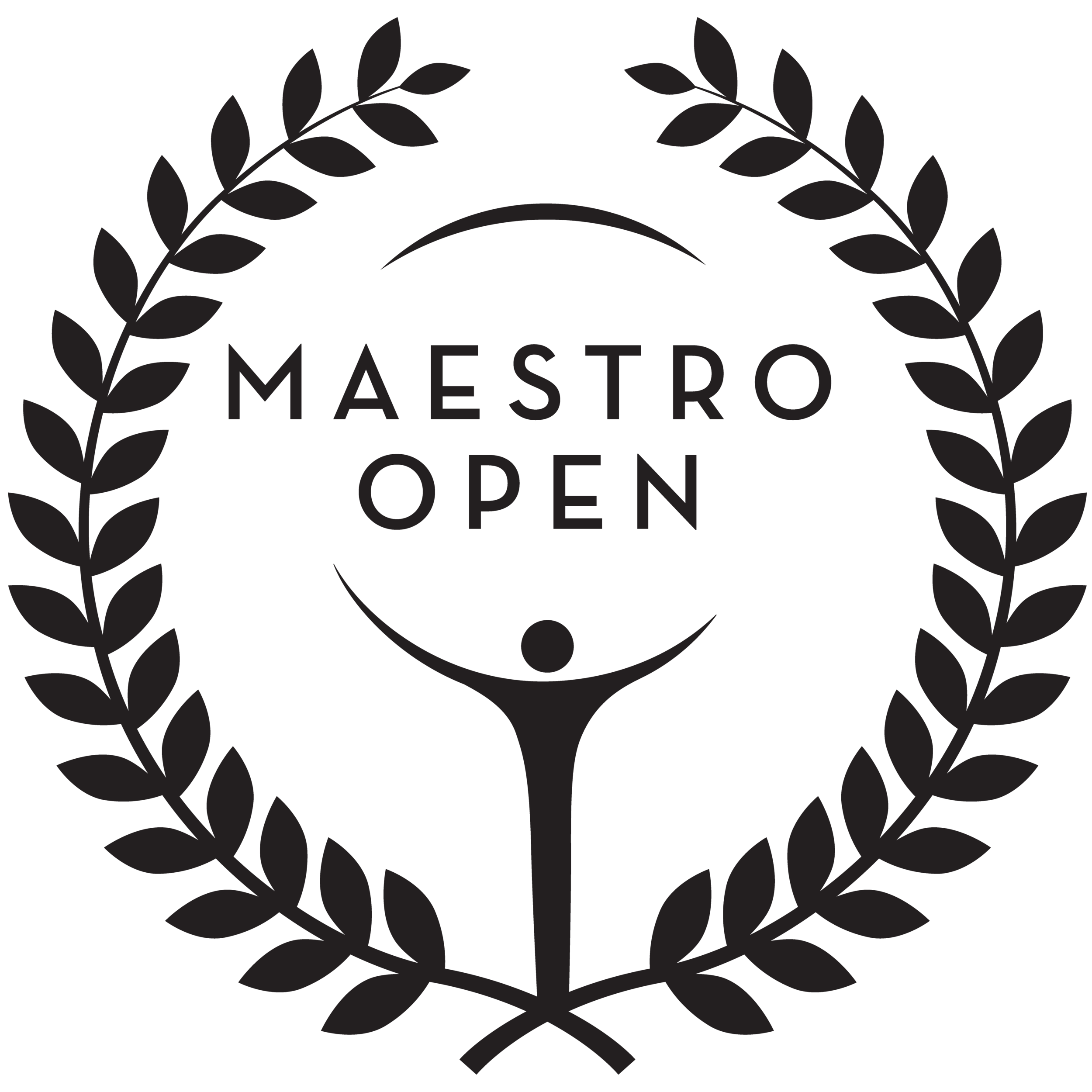 The  Maestro Open Presented by Garmong Construction Services  celebrates its 16th year by returning to  The Fort   Golf Course . This event's atmosphere and quality of play is well-suited for corporate partners to entertain clients and network with like-minded businesses that support the Indianapolis Symphony Orchestra.  The scramble begins with a shotgun start and golfers can expect to hear ISO musicians performing throughout the day, as well as great food and libation stations, on the course. Following the day's rounds, there will be an awards dinner, sponsored by Ruth's Chris Steakhouse, in the clubhouse and a dozen roses for each golfer to take home with them.