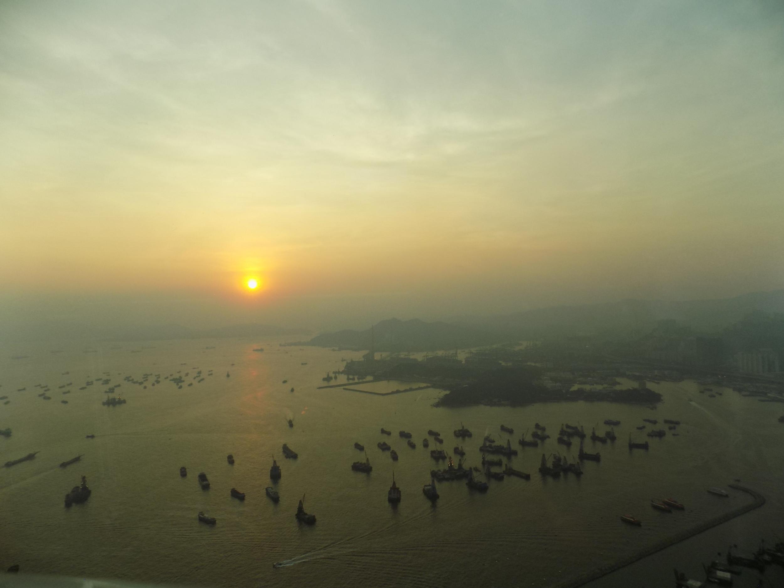 8/8 - Hong Kong