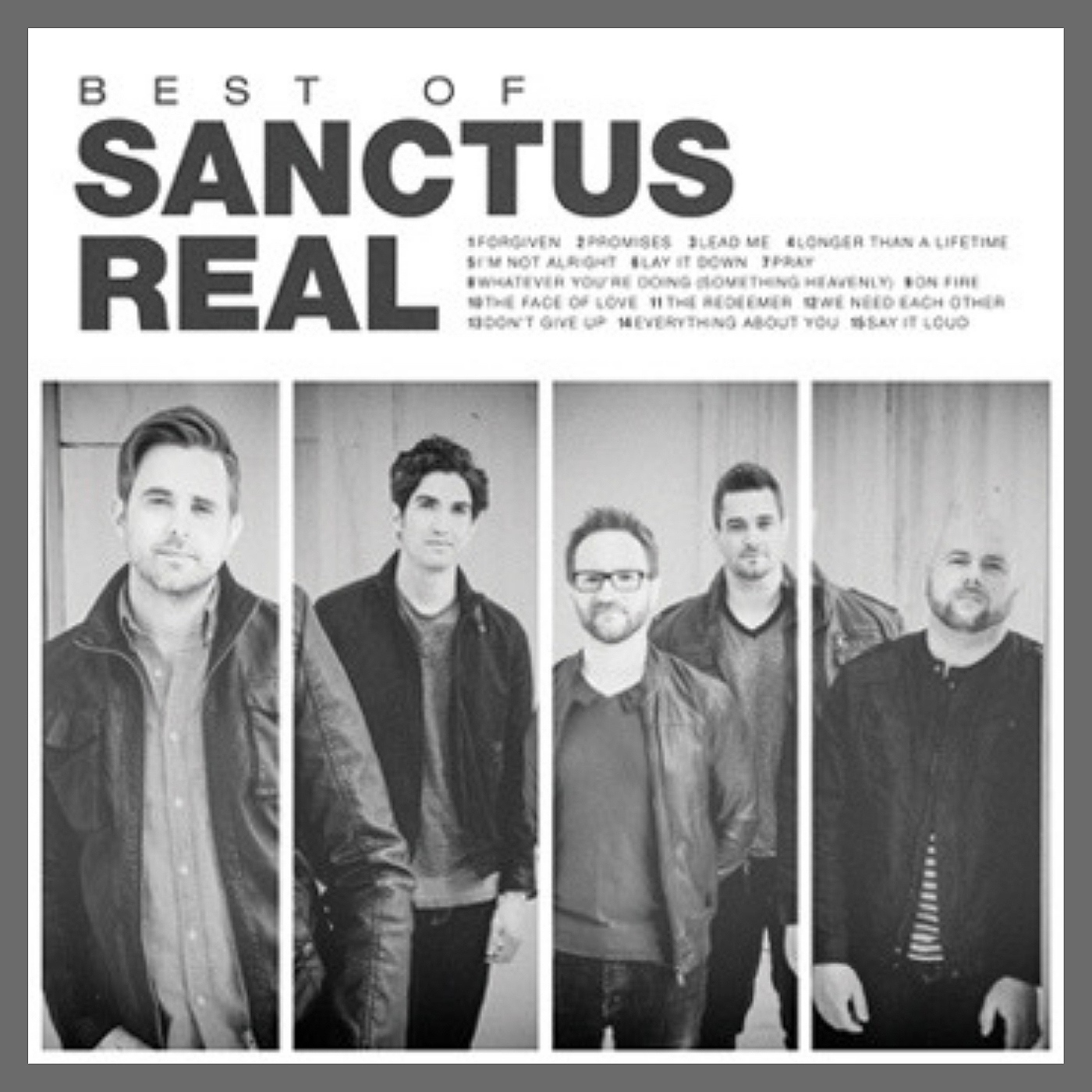 """The """"Best of Sanctus Real"""" is a collection of fourteen chart-topping songs that Matt co-wrote and performed as the former, founding frontman of the band."""