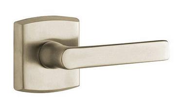 Baldwin 5485V Right Hand Single Dummy Soho Lever w/R026 Rose,  Gracious Home  ($65-80)