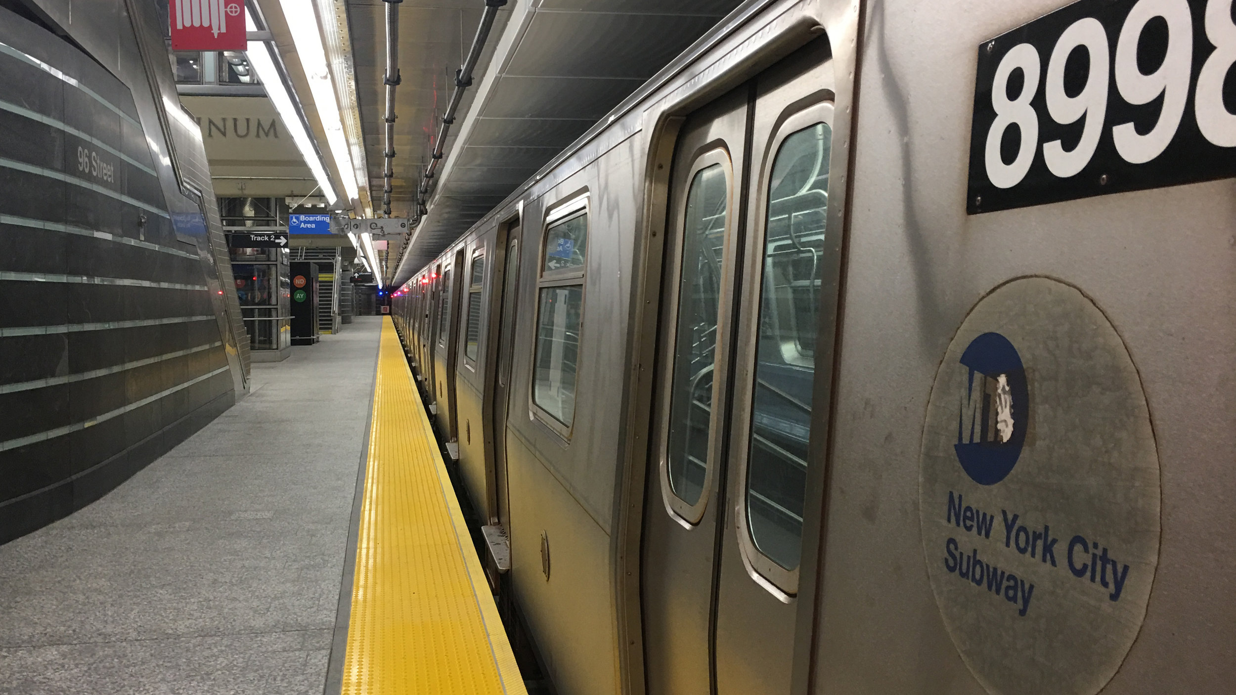 There's Nothing Like That New Subway Smell
