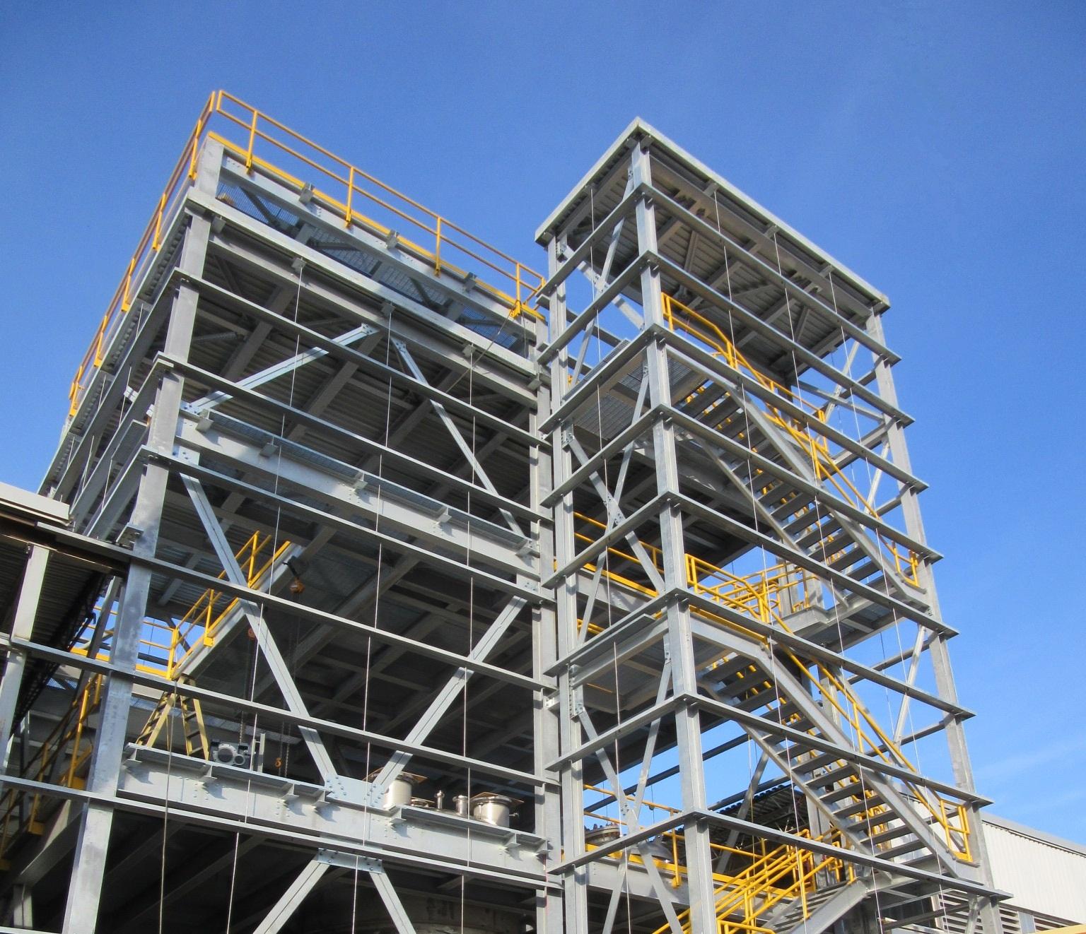 EMERY OLEOCHEMICALS - GLYCOLYSIS BUILDING 66A