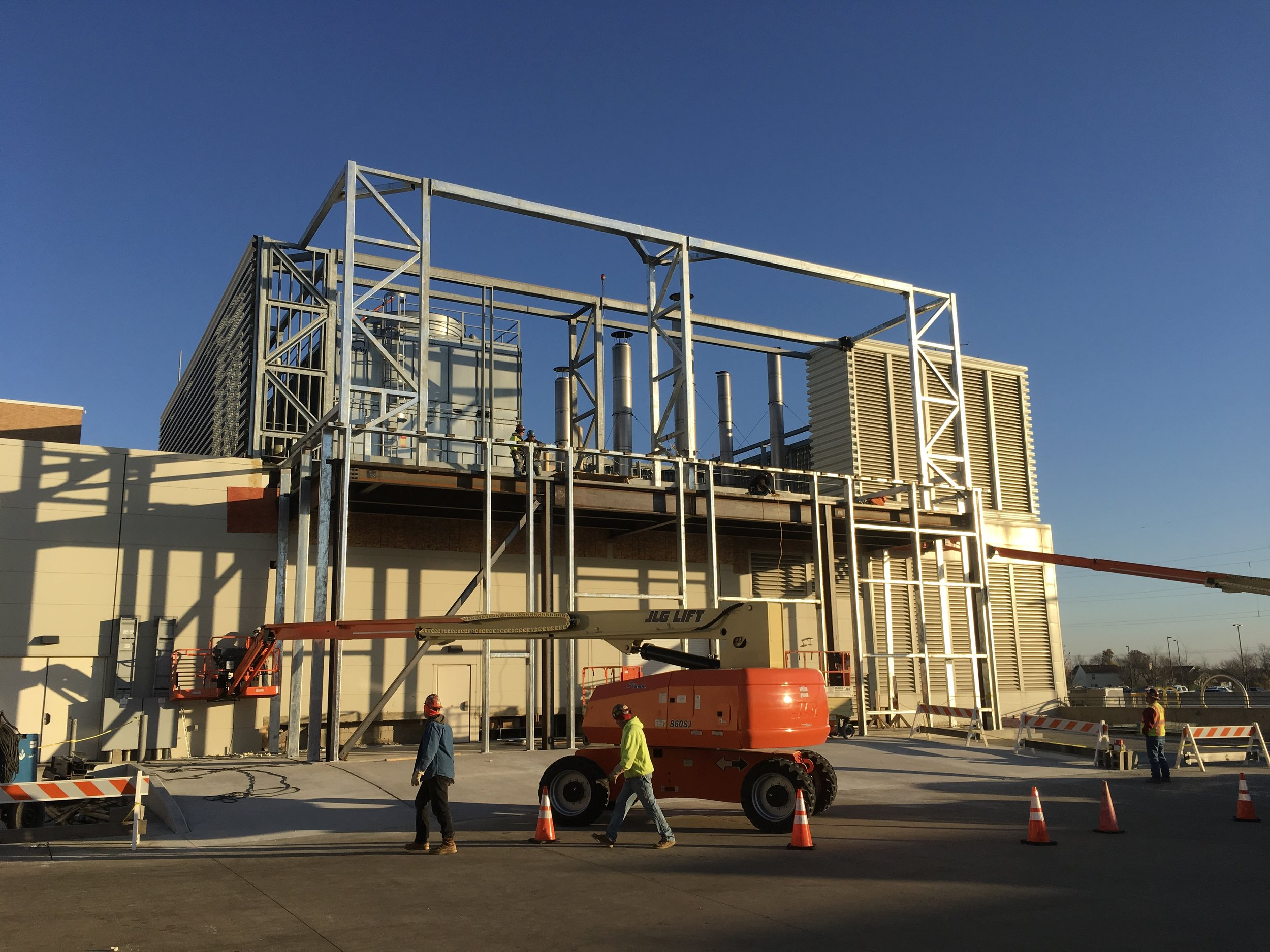 Franciscan Health West Tower Addition