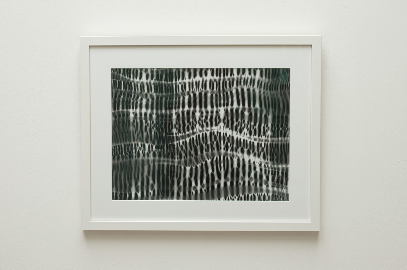 Inner structure No I; 2016 digital resin print, edition of 5 42.5 x 52cm framed 31 x 41.2cm unframed POA
