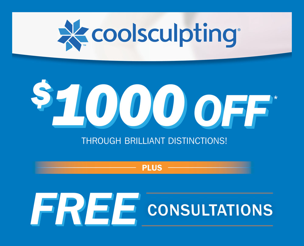 SAVE UP TO $1000 ON COOLSCULPTING — Swan Dermatology