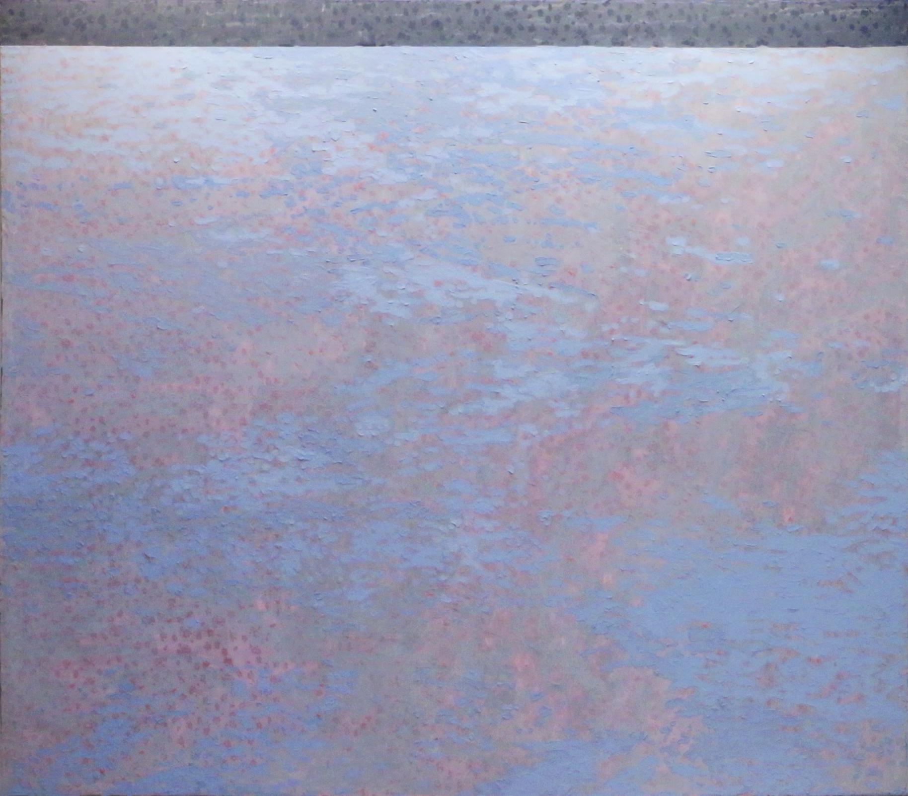"""Dead Lions 4  Acrylic on canvas, 96""""x84"""""""