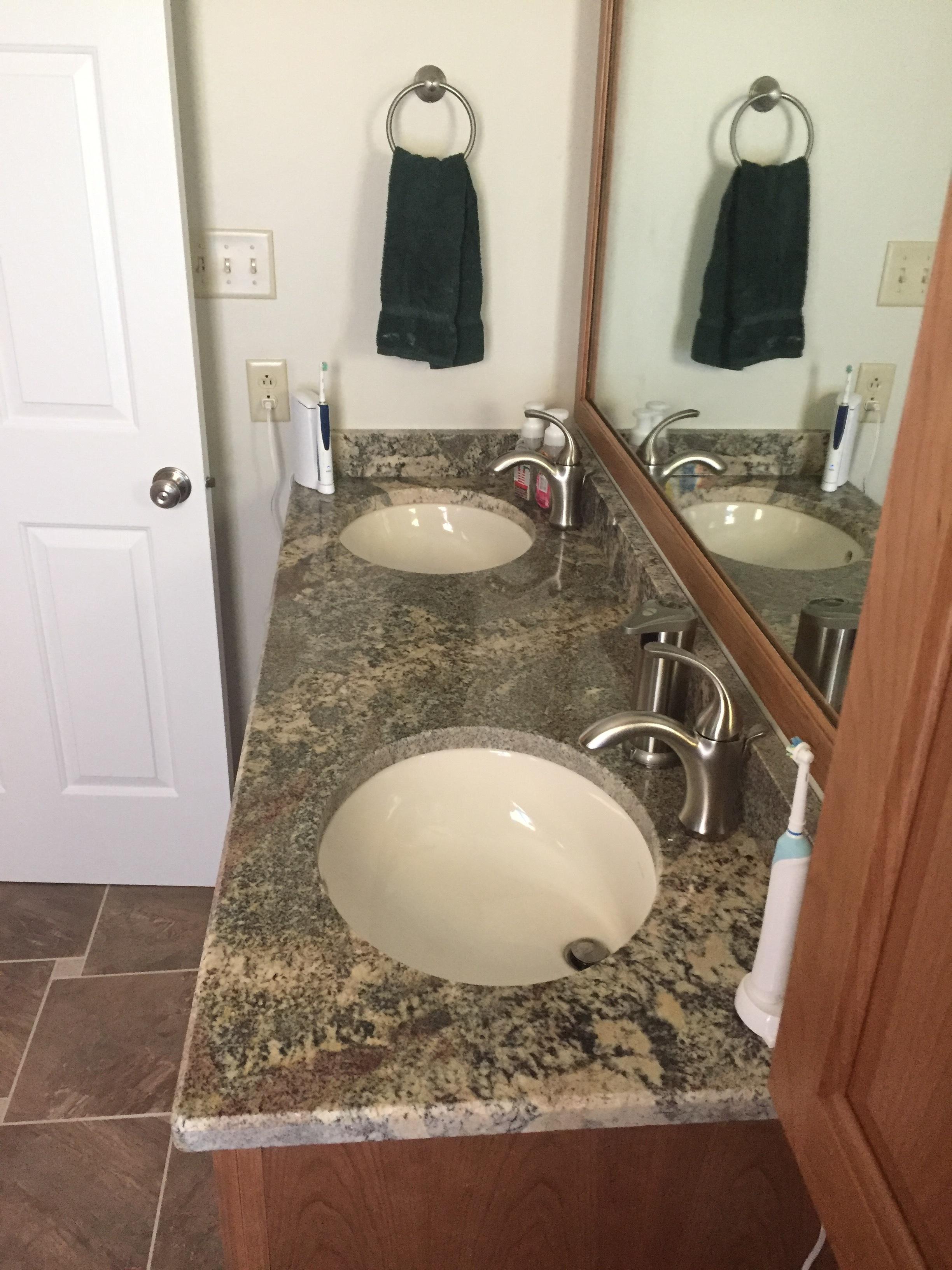 Sink -  After