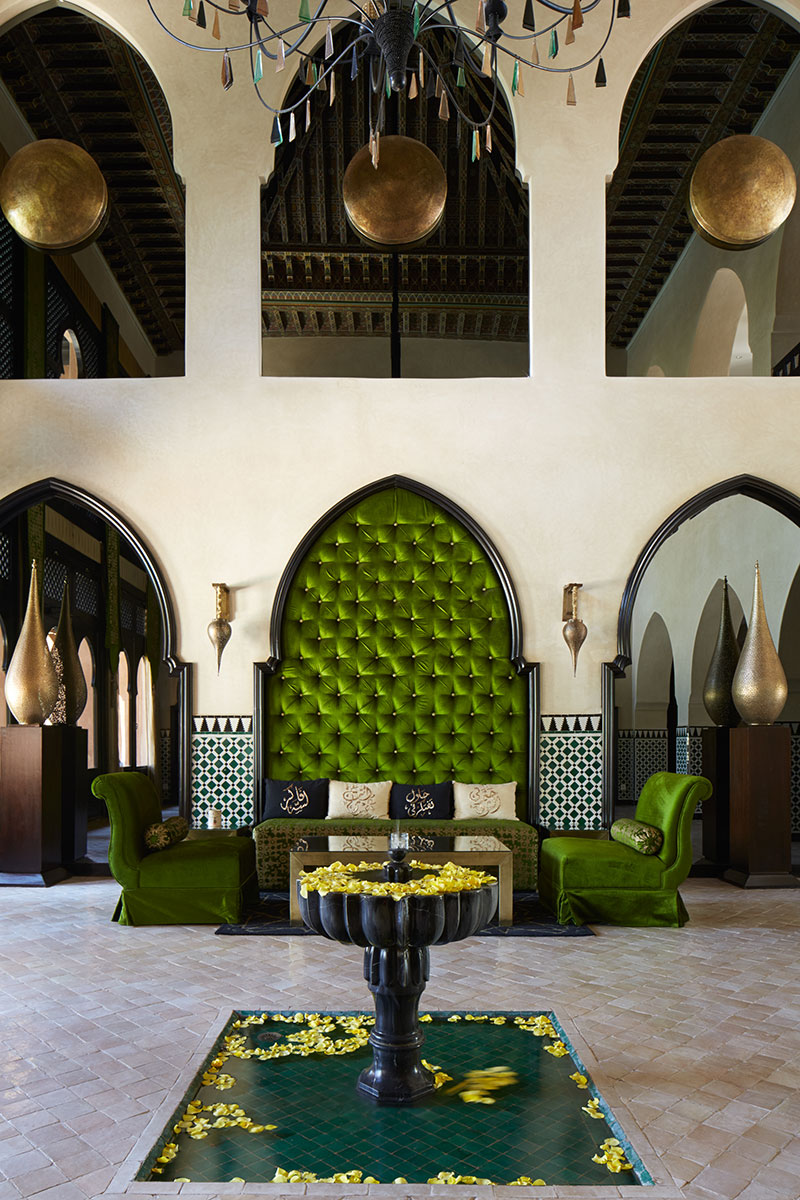 Palais Aziza Resort and Spa, Marrakech.
