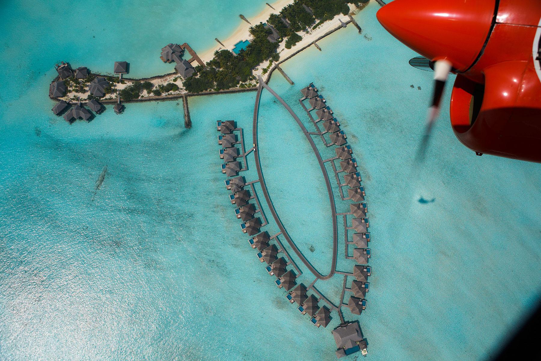 Taj Exotica, Maldives.
