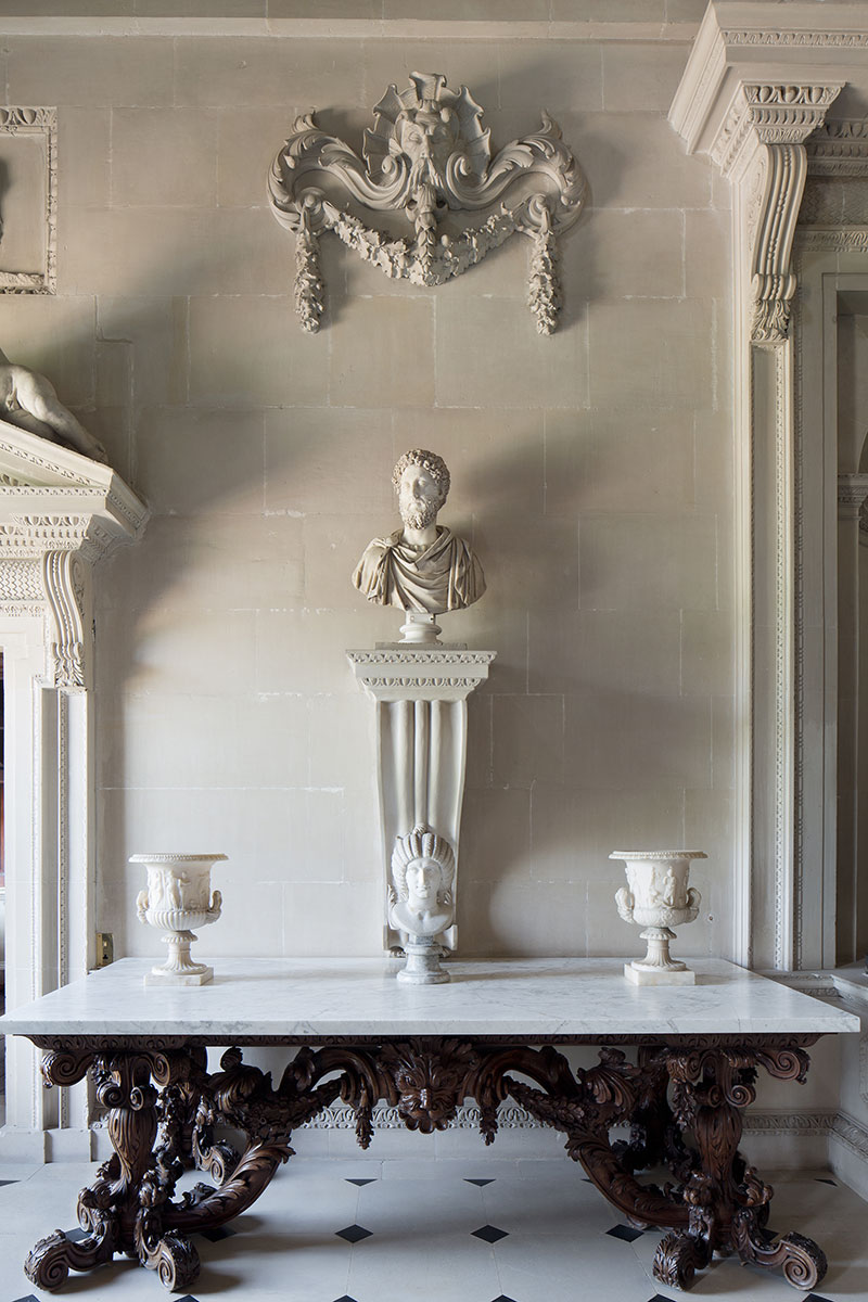 Houghton Hall. AD Russia.