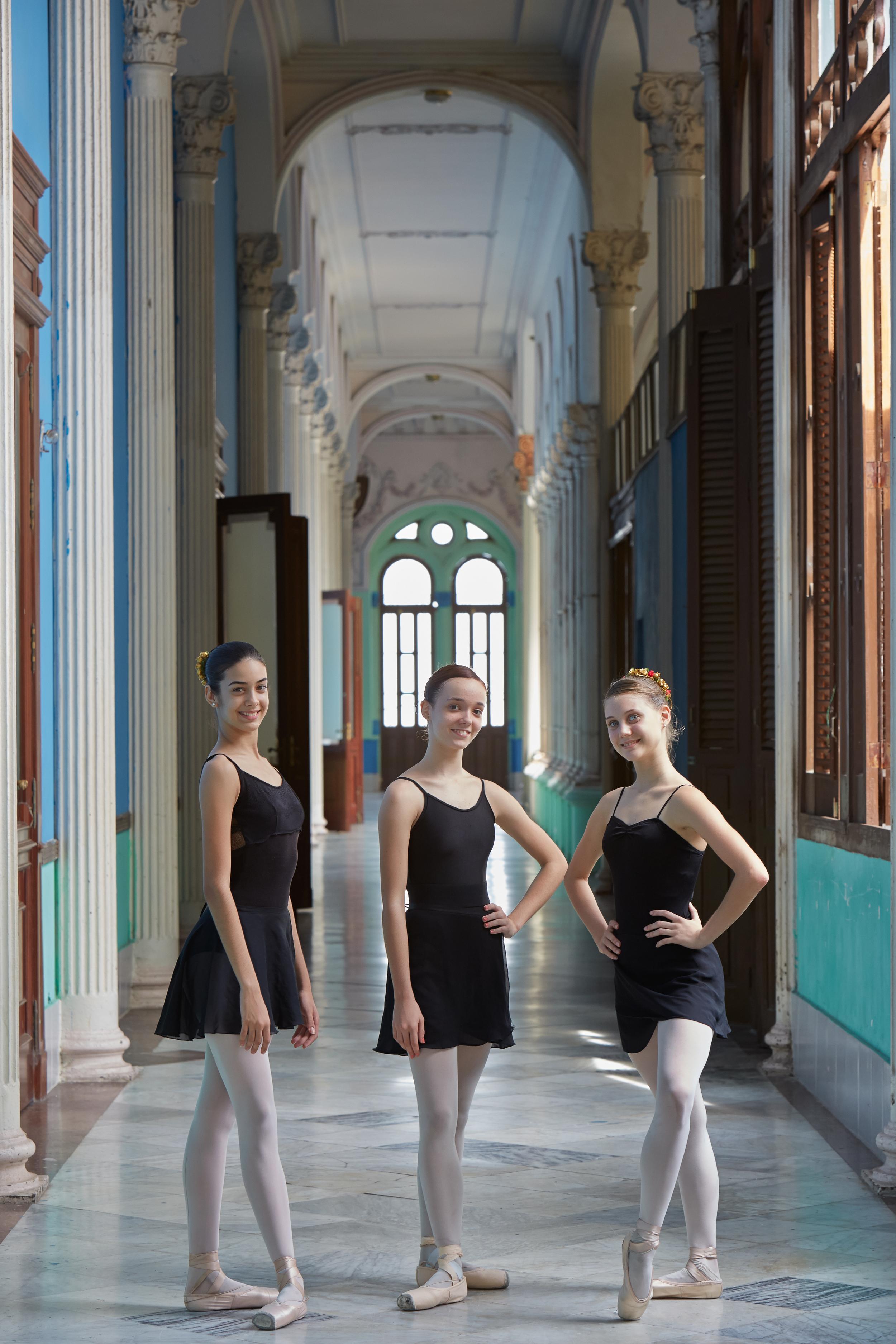 Cuba National Ballet.