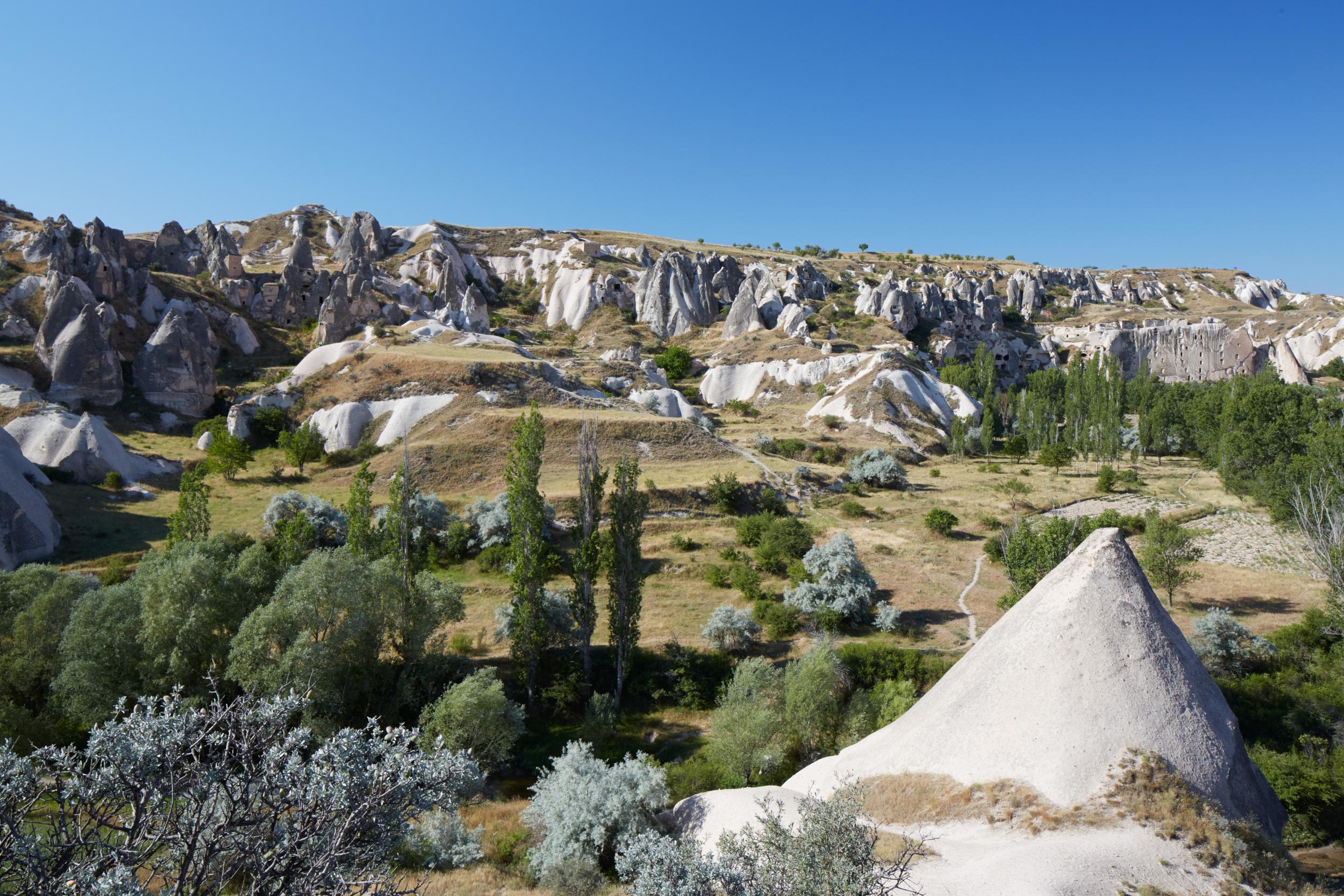 Pigeon Valley, Cappadocia.