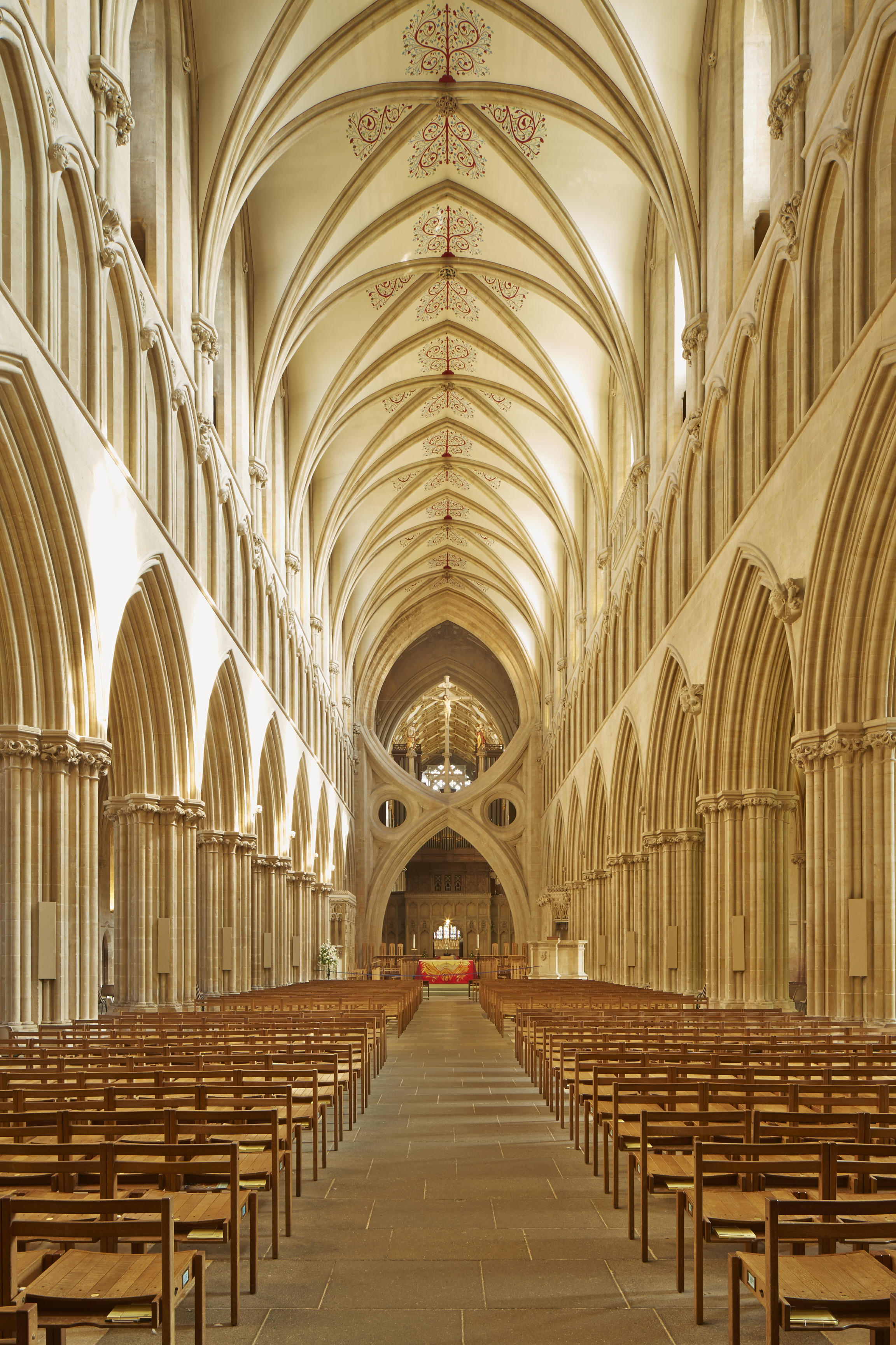 Wells Cathedral.