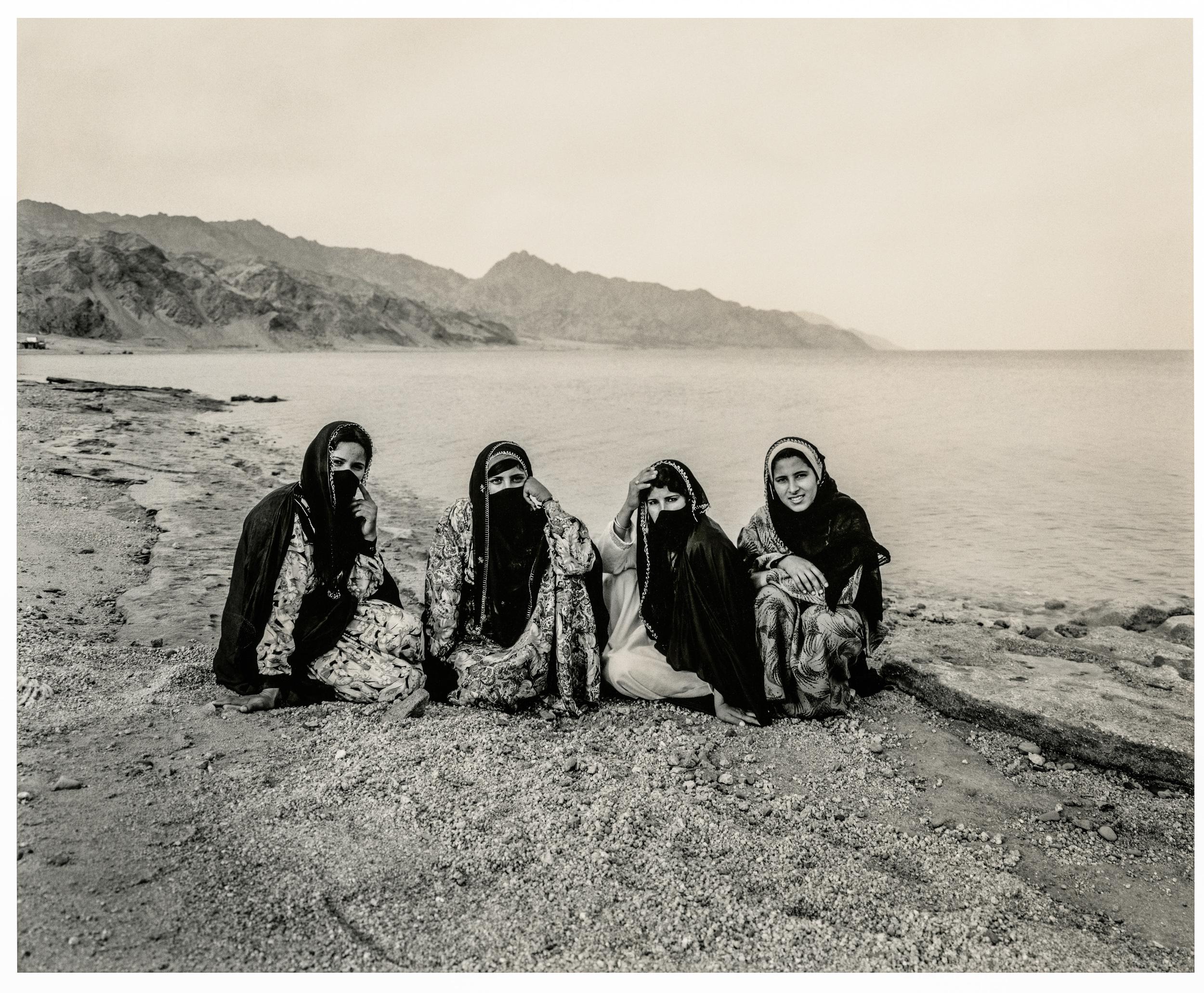 Ouida's Daughters, Sinai Desert.