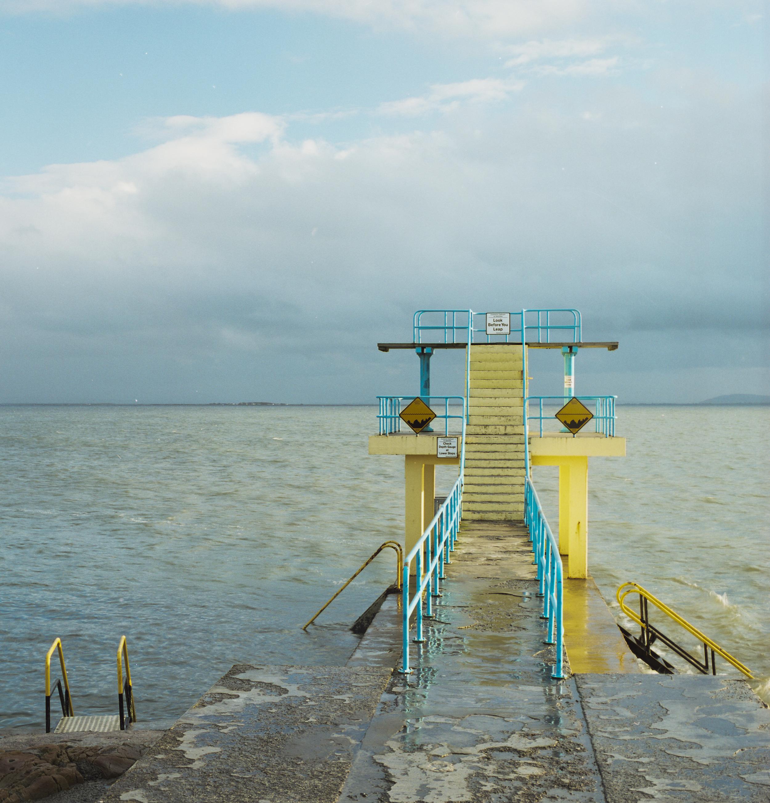 Blackrock Diving Board, Galway.