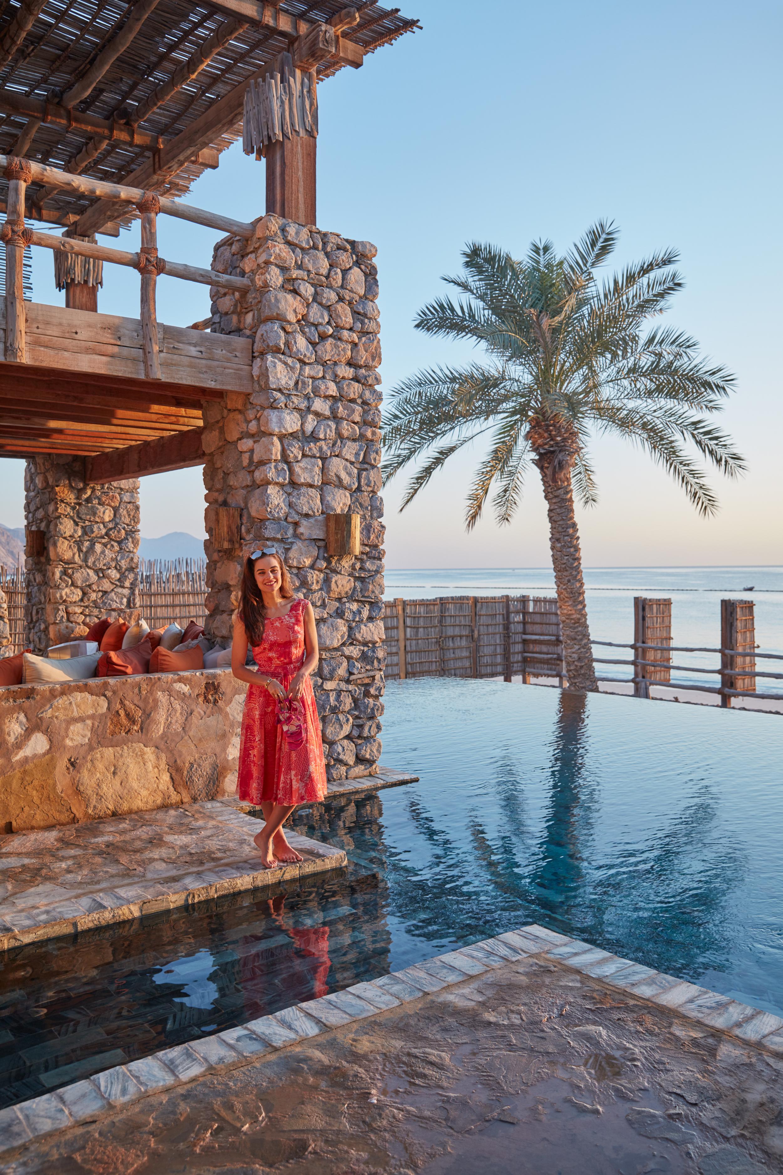 Conde Nast Traveller, Oman.