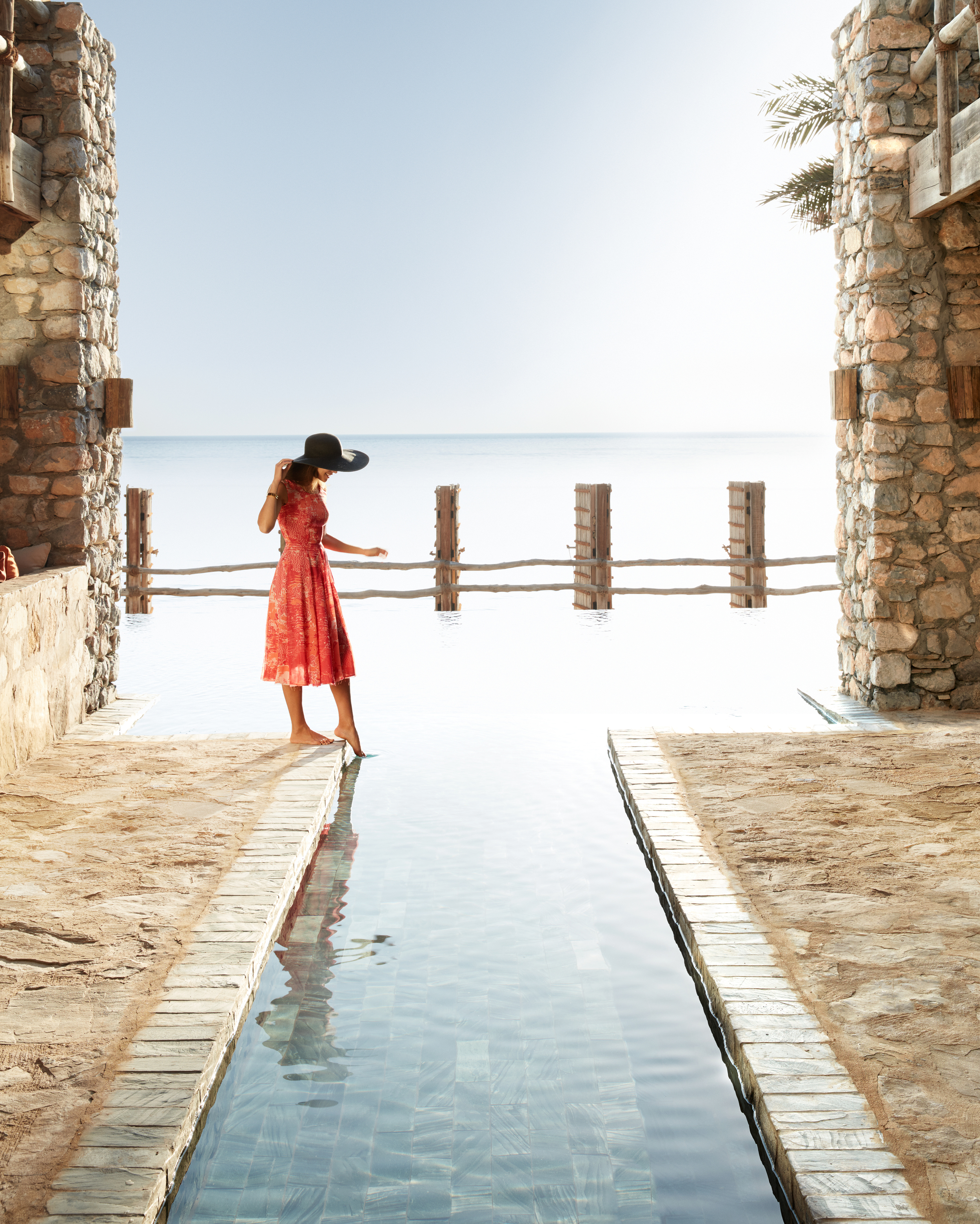 Six Senses, Zighy Bay, Oman.
