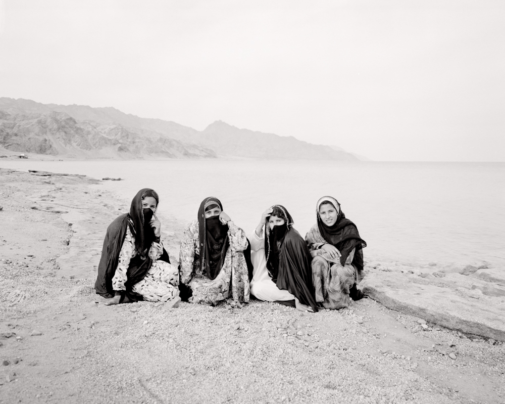 Ouidas Daughters, Sinai Desert.