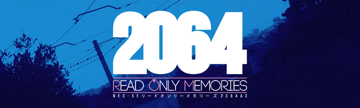 Read Only Memories is a really small caption.