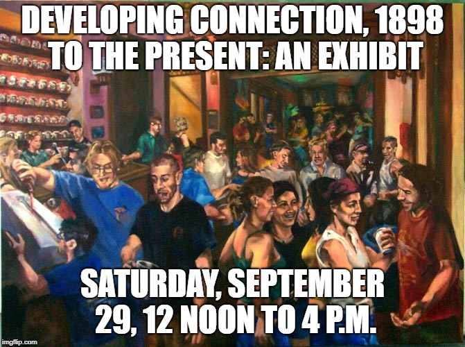 By invitation to the private gallery, DGT Alumni Association, 272 Clinton Ave. Brooklyn, NY 11205
