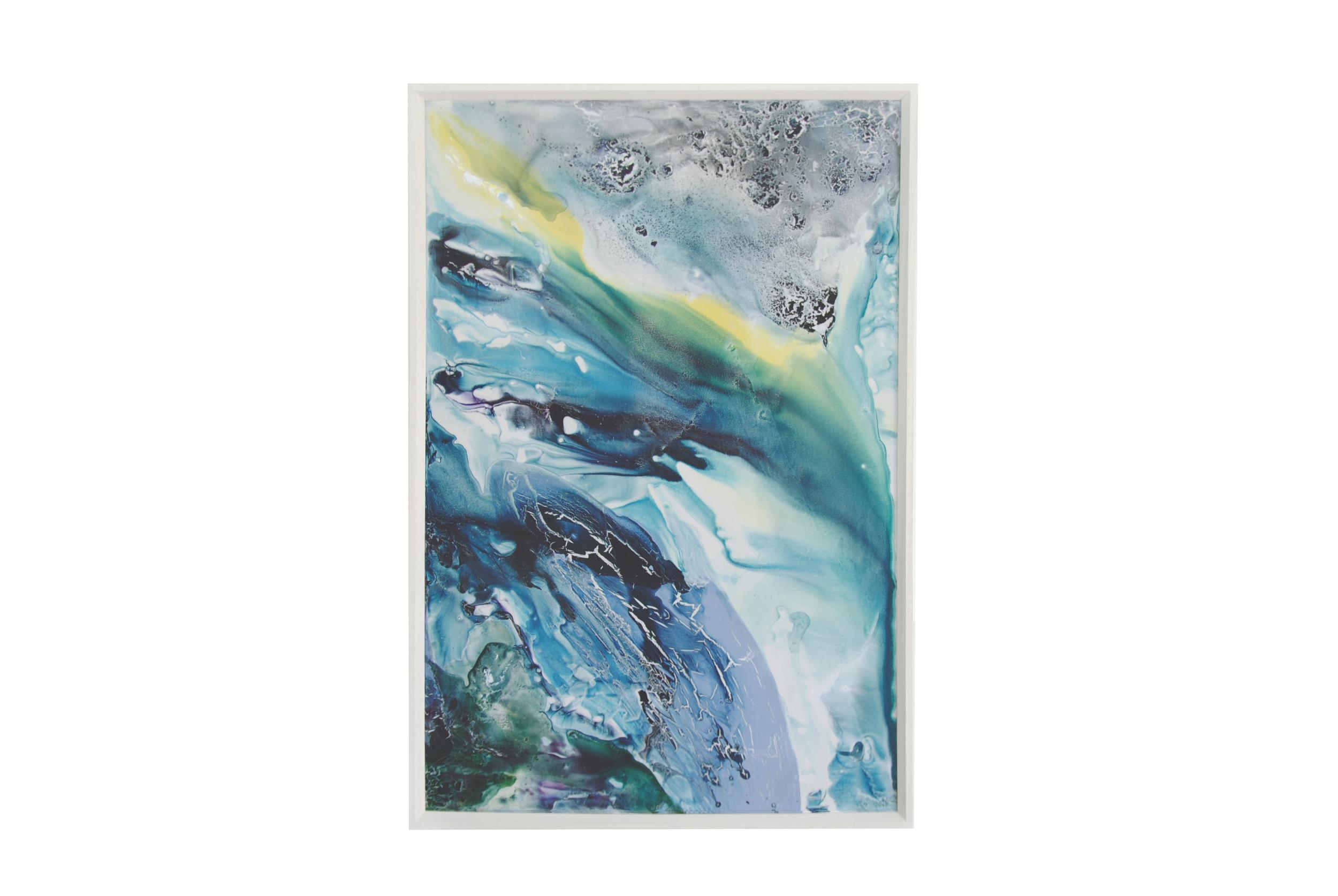 Tides In, 90x60cm