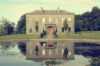 Townley Hall, Slane, Co. Louth. Situated in the Boyne Valley