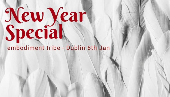 Dancing Intentions for 2018 at our New Years Special Tribe dance